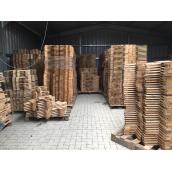 Juletræsfod/trækryds 75cm 10 stk